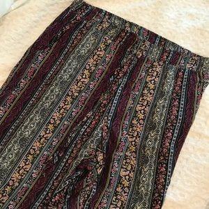 LA Hearts Tribal Pants